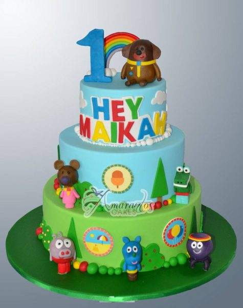 Designer Cakes Melbourne Birthday