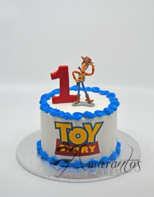SMALL BIRTHDAY CAKE MELBOURNE TOY STORY THEME