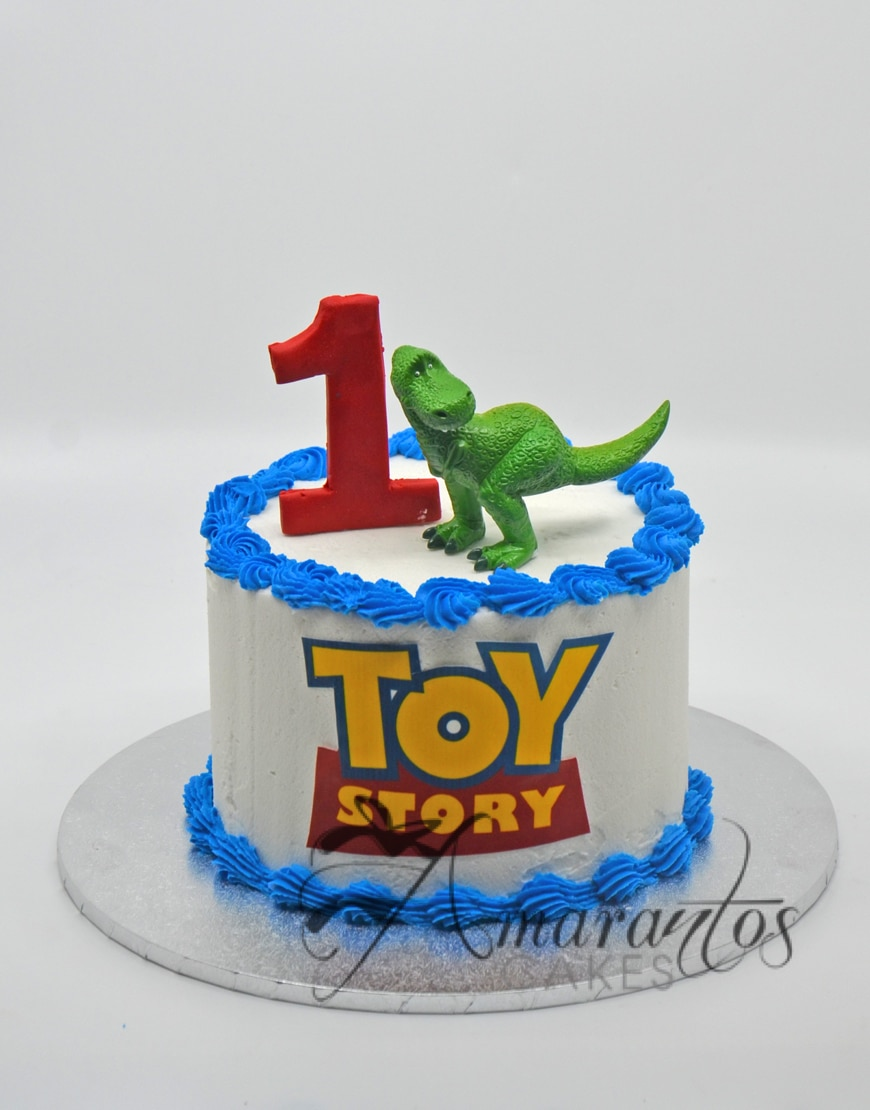 SMALL BIRTHDAY CAKE MELBOURNE TOY STORY THEME
