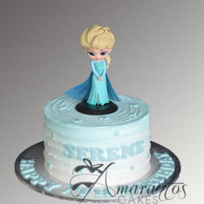 Small Frozen Cake - Amarantos Cakes
