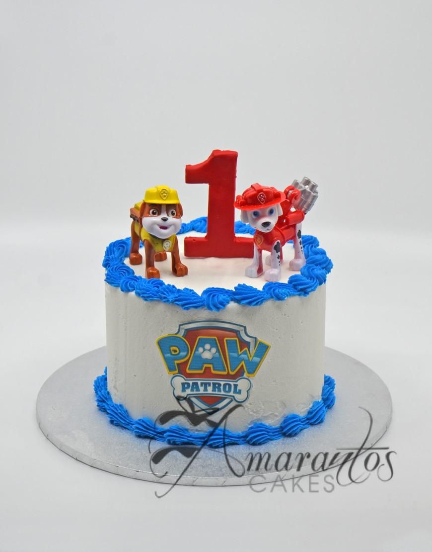 SMALL PAW PATROL CAKE MELBOURNE