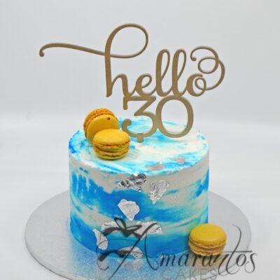 SMALL BIRTHDAY CAKE MELBOURNE
