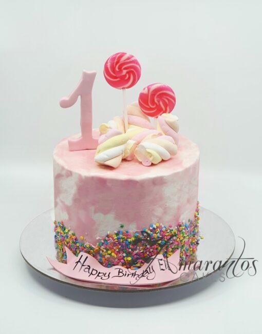 SMALL 1ST BIRTHDAY CAKE MELBOURNE