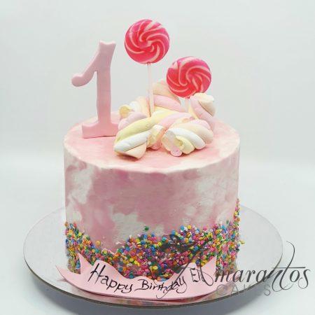 1st Birthday cake – AA10