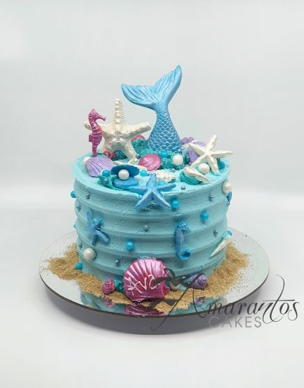 MERMAID BIRTHDAY CAKE MELBOURNE MERMAID THEME