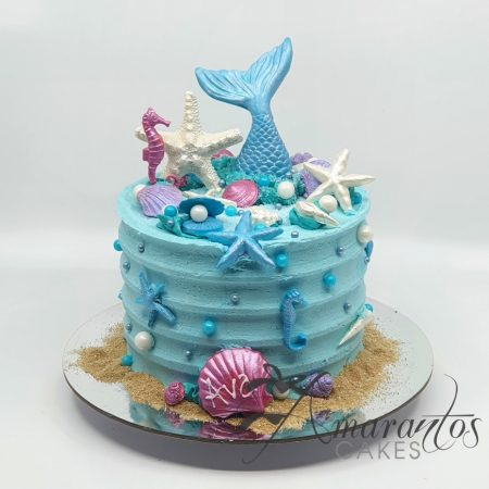 Sea themed cake – AA12