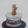 Marvel Avengers Cake - AA18 - Amarantos Cakes