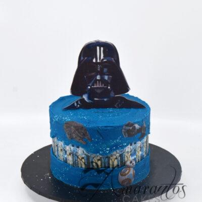 Small Star Wars Cake - AA23