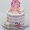 Small Unicorn Cake - AA26