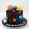 Solar Planets Cake - AA32