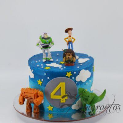 Toy Story Cake - AA48 - Amarantos Cakes