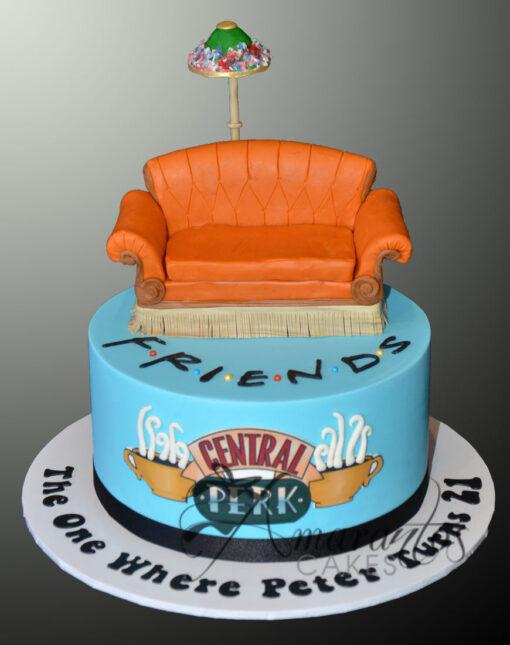 AC02 friends WM 1 Amarantos Cakes