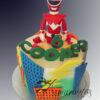 AC06 power rangers WM Amarantos Cakes