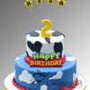 AC108 toy story WM Amarantos Cakes