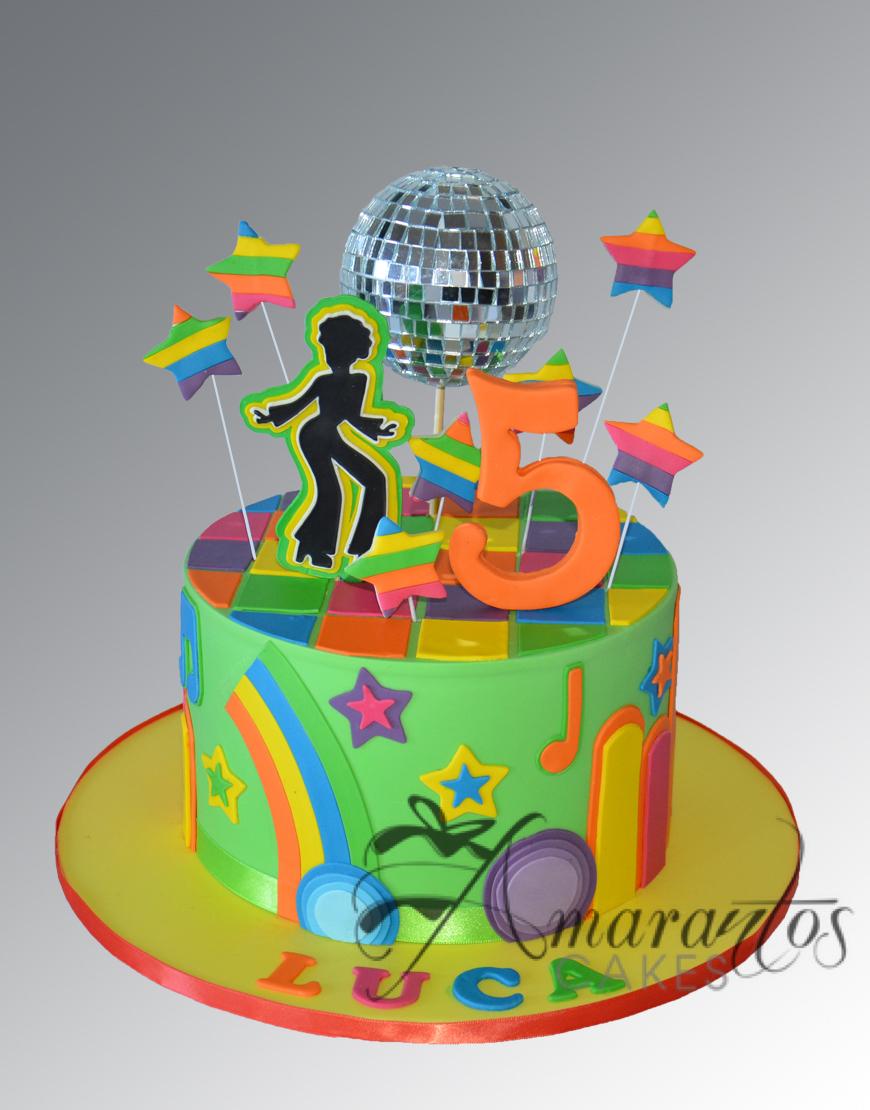 AC12 disco WM Amarantos Cakes