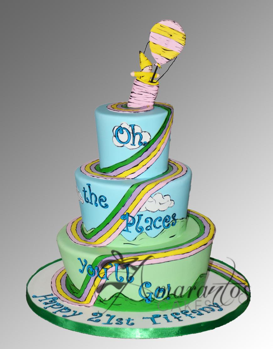 AC151 dr seuss WM Amarantos Cakes