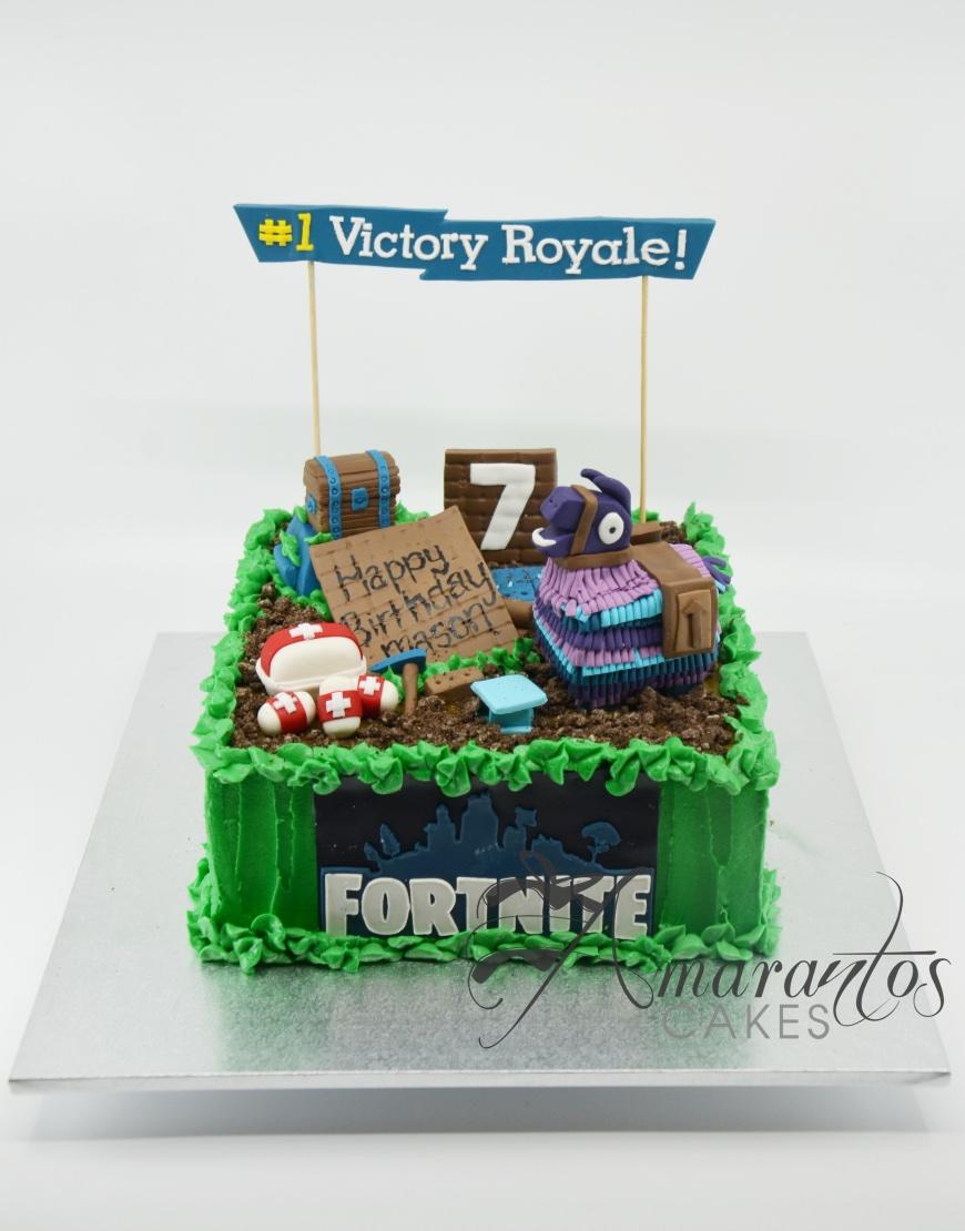 AC159 fortnite WM Amarantos Cakes