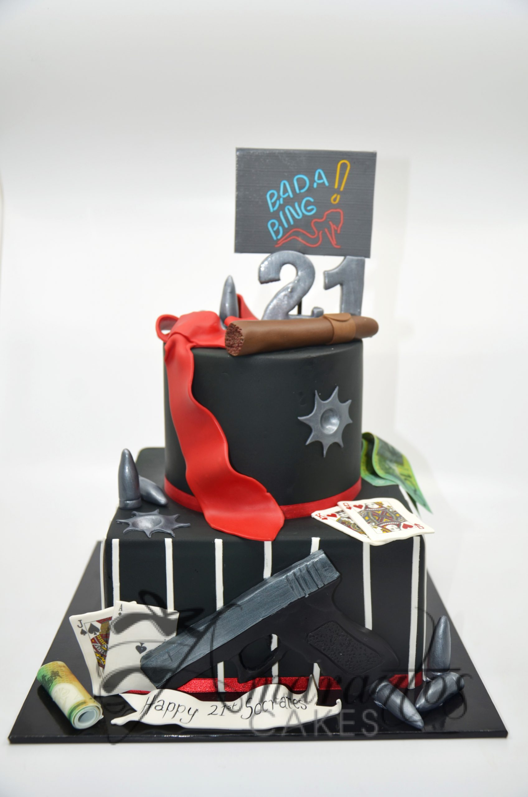 AC167 gangster WM scaled Amarantos Cakes