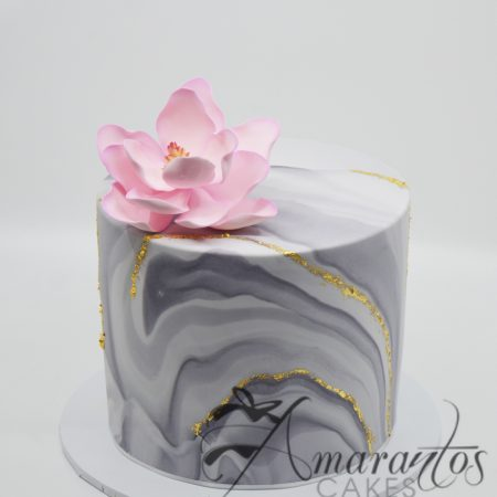 Two tier marbled cake – AC168