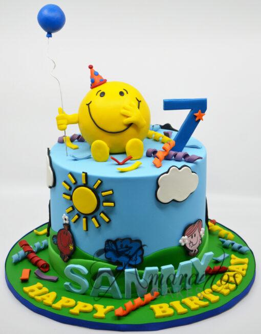 AC176 mr men WM 1 Amarantos Cakes