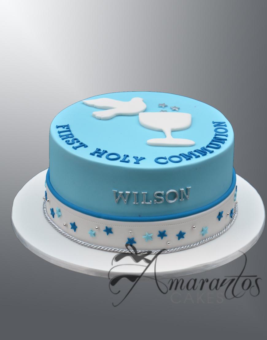AC17C first communion WM Amarantos Cakes