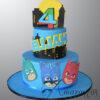 AC18 pj masks WM Amarantos Cakes