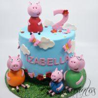 Peppa Pig Cake – AC181