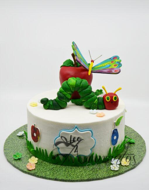 AC194 hungry caterpillar WM 1 Amarantos Cakes