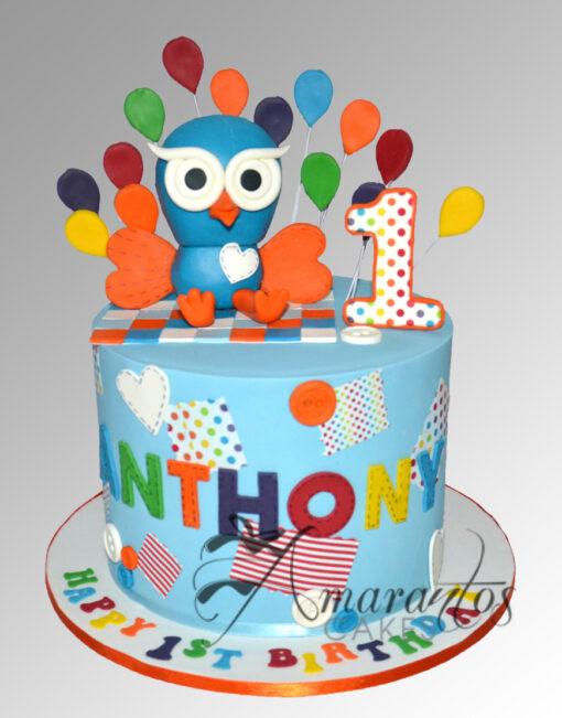 AC211 hoot WM 1 Amarantos Cakes