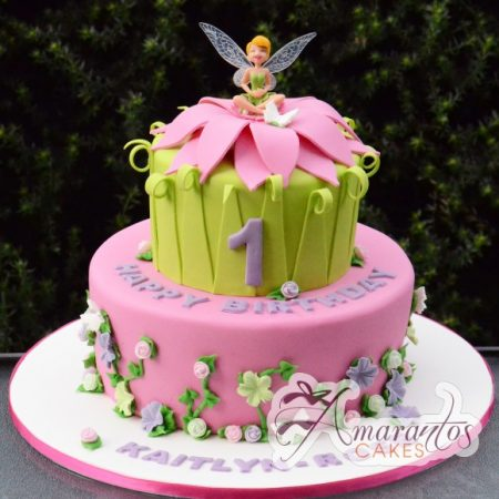 Two tier Fairy Cake- AC229