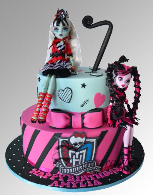 Monster High Cake AC233