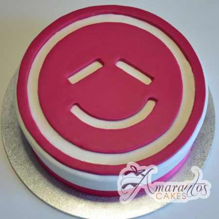 Corporate logo cake- AC237