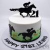 AC24 horse racing WM Amarantos Cakes