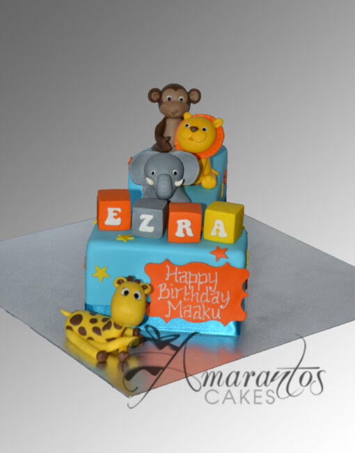 AC247 jungle number 1 WM 1 Amarantos Cakes