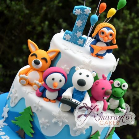 Two tier With Pororo & Friends – AC254