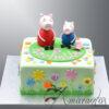 AC26 peppa pig WM Amarantos Cakes