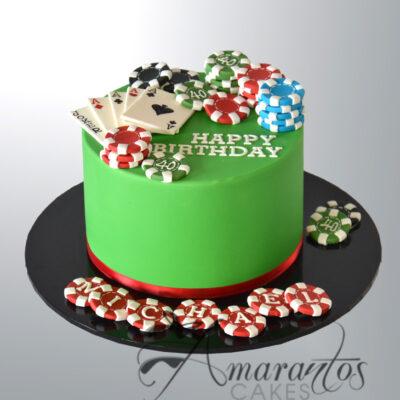 AC278 casino cards gambling WM Amarantos Cakes