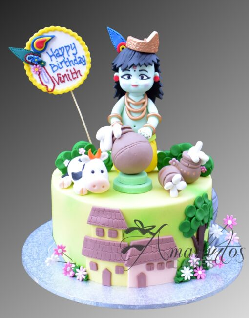 AC282 krishna WM Amarantos Cakes