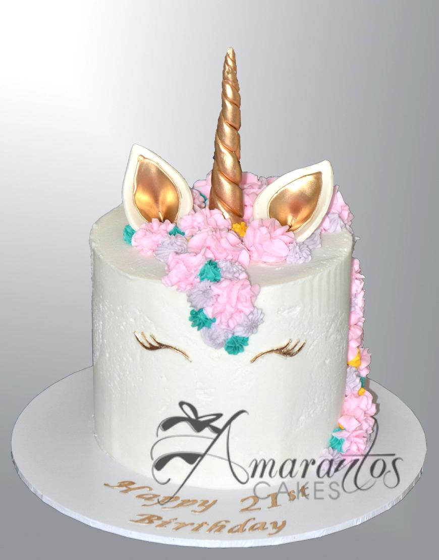 AC288 unicorn WM Amarantos Cakes