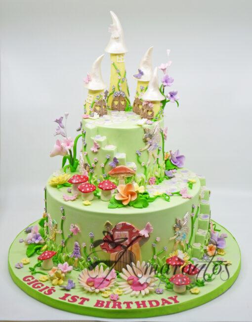 AC292 fairy garden WM 1 Amarantos Cakes