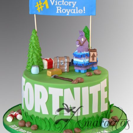 Fortnite cake – AC309