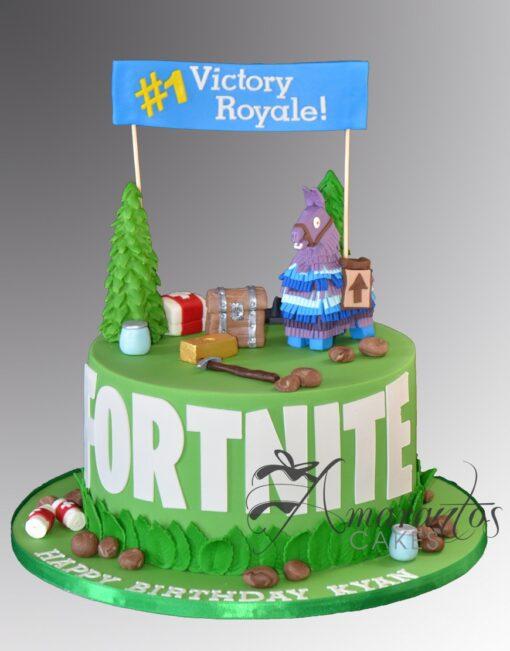 AC309 fortnite WM Amarantos Cakes