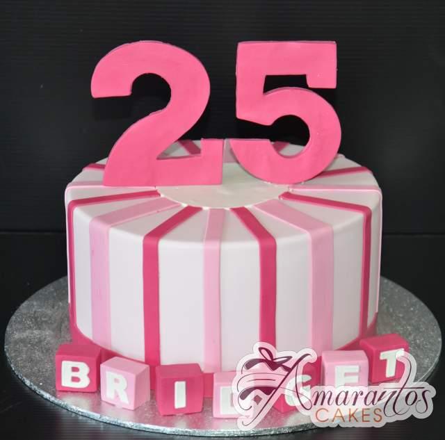 AC315A Amarantos Cakes