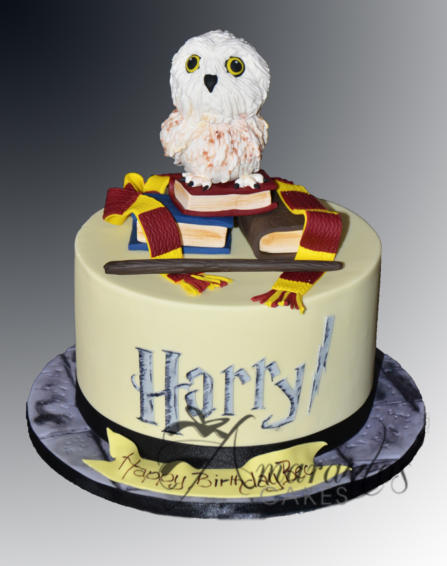 AC32 harry potter WM Amarantos Cakes