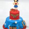 AC38 wonderwoman WM Amarantos Cakes