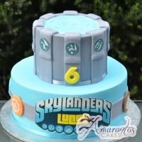 Skylander Cake - Amarantos Designer Cakes Melbourne