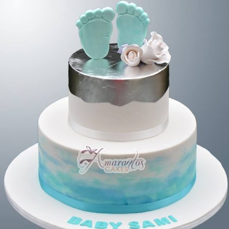 Two tier Baby Shower- AC389