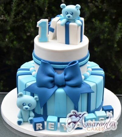 Two tier with Teddies – AC390