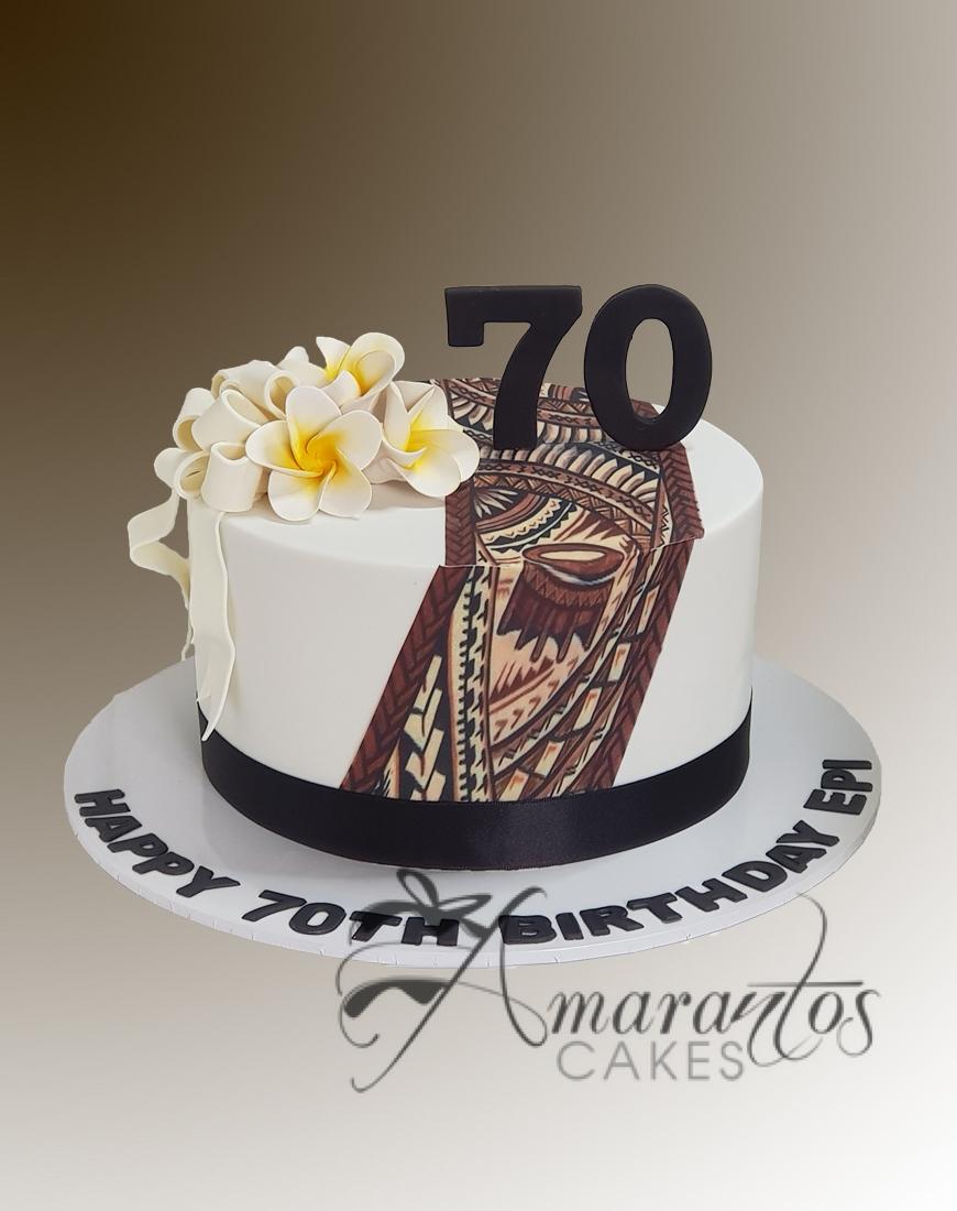 AC41 fijian islander hawaii WM Amarantos Cakes