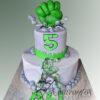 AC45 hulk WM Amarantos Cakes